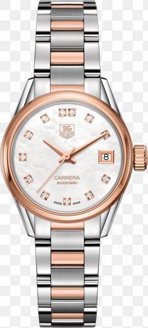 Watch - TAG Heuer Carrera Calibre 5 Automatic Watch TAG Heuer Aquaracer PNG