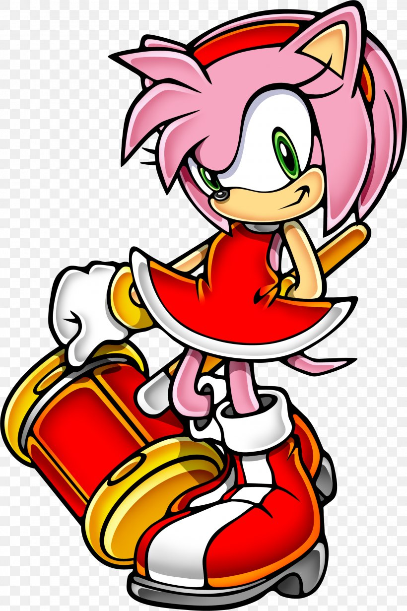 Amy Off Of Sonic sonic advance 3 sonic & knuckles amy rose knuckles the