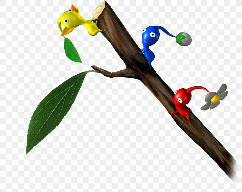 Pikmin 2 Pikmin 3 Wii Video Game Png 1960x1555px Pikmin Branch