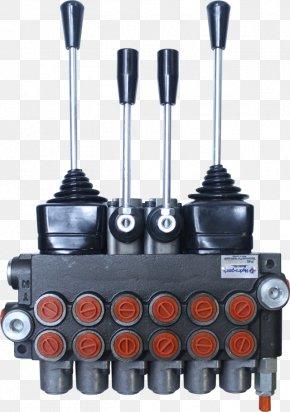 Control Valves - Joystick Control Valves Hydraulics Directional Control Valve PNG