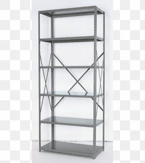 Store Shelf - Shelf Slotted Angle Pallet Racking Steel Furniture PNG