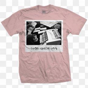 Pink Flamingo - T-shirt Vintage T Shirts Clothing Sleeve PNG