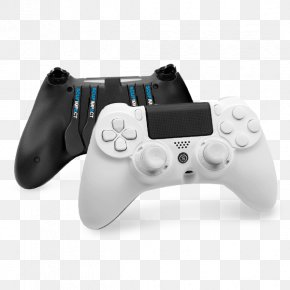 Joystick - Game Controllers Joystick PlayStation 4 PlayStation 3 Video Game Consoles PNG