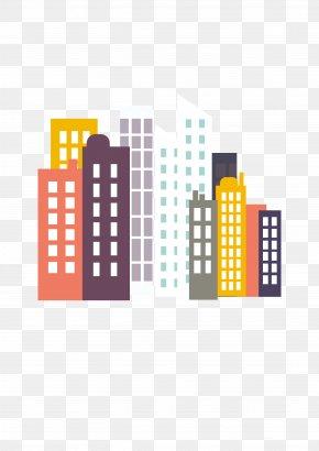 Cartoon City Building - High-rise Building Condominium Adventure Xtreme PNG
