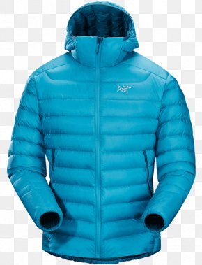 Arc'teryx - Hoodie Arc'teryx Down Feather Jacket Clothing PNG