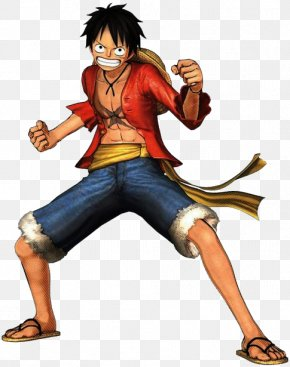 One Piece Luffy Clipart - One Piece: Pirate Warriors Monkey D. Luffy Roronoa Zoro Nami Usopp PNG