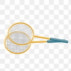 Vector Badminton Racket - Badmintonracket Badmintonracket PNG