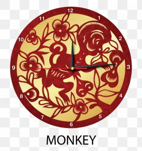 Chinese Zodiac - Chinese Zodiac Monkey Horoscope Rooster PNG