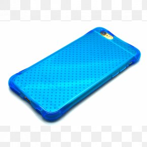 Mobile Case - Blue Turquoise Color Green White PNG