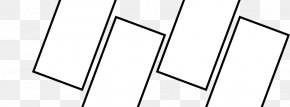 Angle - Paper Angle White Line Art Font PNG