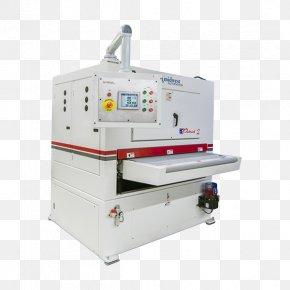 Machine Belt Sander Ferrous Grinding Polishing PNG