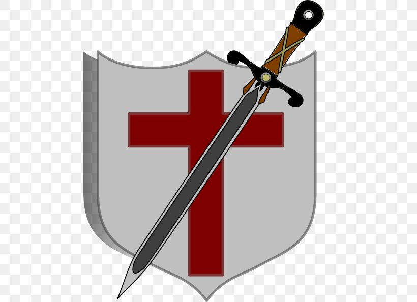 Shield Sword Weapon Clip Art, PNG, 492x594px, Shield, Battle Axe, Cold Weapon, Computer, Document Download Free