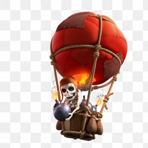Clash Of Clans - Clash Of Clans Clash Royale Balloon Bomber Game PNG