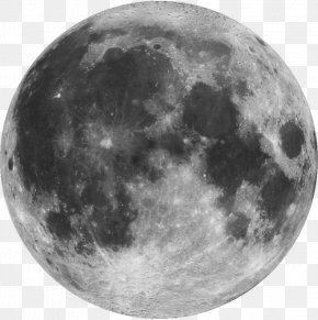 Moon - January 2018 Lunar Eclipse Supermoon Full Moon Blue Moon PNG