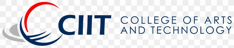 Logo Brand Product Design CIIT College Of Arts And Technology, PNG, 3110x648px, Logo, Blue, Brand, College, Text Download Free