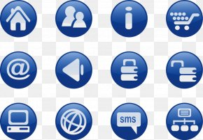 Web Symbol Cliparts - World Wide Web Website Icon PNG