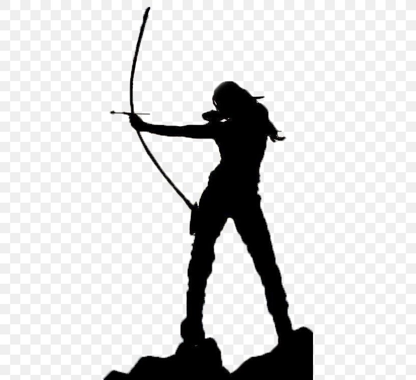 Bow And Arrow Archery Shooting Bowhunting, PNG, 415x750px, Bow And Arrow, Archery, Art, Black, Black And White Download Free