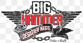 Big Hammer - Logo Bighammer Contracting, LLC. Film Poster Brand PNG