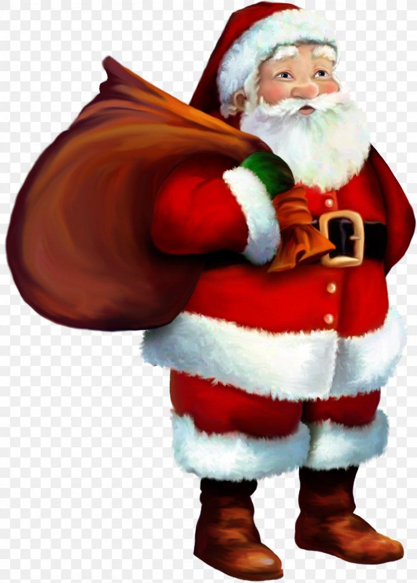 Ded Moroz Snegurochka Santa Claus Christmas Clip Art, PNG, 1769x2475px, Ded Moroz, Christmas, Christmas Ornament, Fictional Character, Gift Download Free