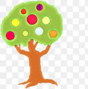 Child Art Tree - Green Clip Art Tree Child Art PNG