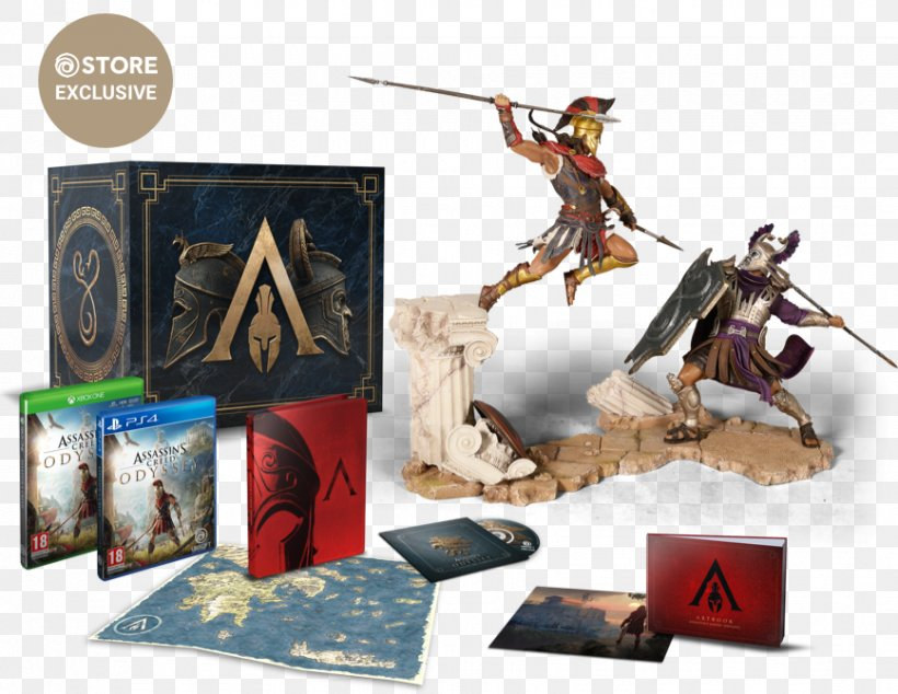 Assassin's Creed Odyssey Assassin's Creed Syndicate Assassin's Creed: Origins Electronic Entertainment Expo 2018 Super Smash Bros.™ Ultimate, PNG, 867x671px, Electronic Entertainment Expo 2018, Action Figure, Adventure Game, Electronic Entertainment Expo, Playstation 4 Download Free