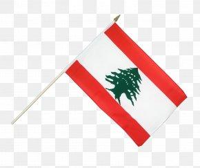 Flag - Flag Of Lebanon National Flag Fahne PNG