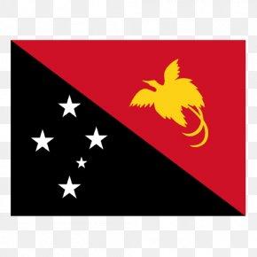 Cricket - Flag Of Papua New Guinea Kokoda Track Campaign National Flag PNG