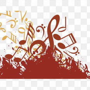 Musical Note - Musical Note Illustration PNG