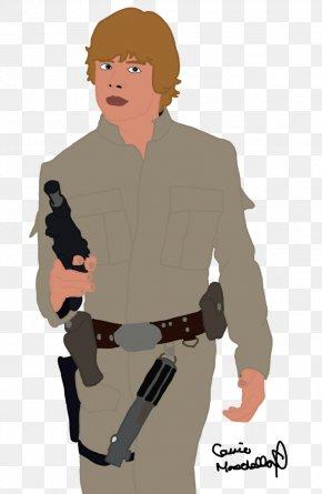 Skywalker - Thumb Cartoon Human Behavior Outerwear PNG