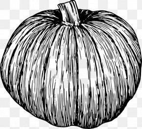 Pumpking Black Cliparts - Pumpkin Pie Black And White Vegetable Clip Art PNG