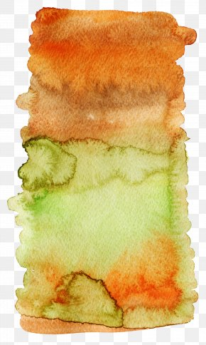 Brown Paint Brushes - Watercolor Painting Ink Wash Painting PNG