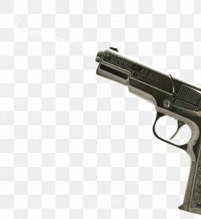Weapon - Trigger Firearm Revolver Ranged Weapon Air Gun PNG