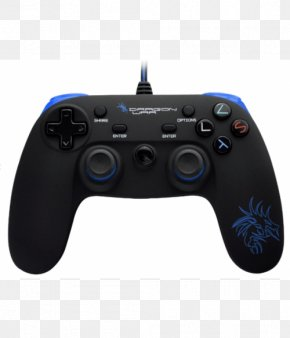 Ps4 Controller - PlayStation 4 Joystick PlayStation 3 Game Controllers PNG