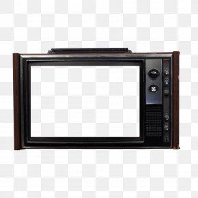 TV - Television Set LCD Television PNG