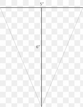 Bunting Material - Triangle Circle Area Point PNG