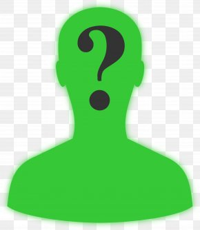 QUESTION MARK - Anonymous Clip Art PNG