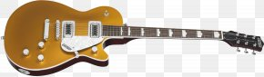 Gretsch - Fender Stratocaster Electric Guitar Gibson Les Paul Musical Instruments PNG