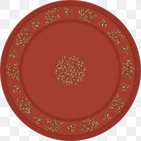 Tablecloth - Tableware Plate Platter Ceramic Circle PNG