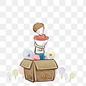 The Boy In The Box - Boy U9001u82b1 Man PNG
