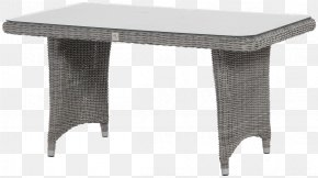 Table - Table Garden Furniture Couch Bench Eettafel PNG