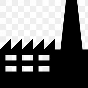 Building - Factory Icon Design Industry PNG