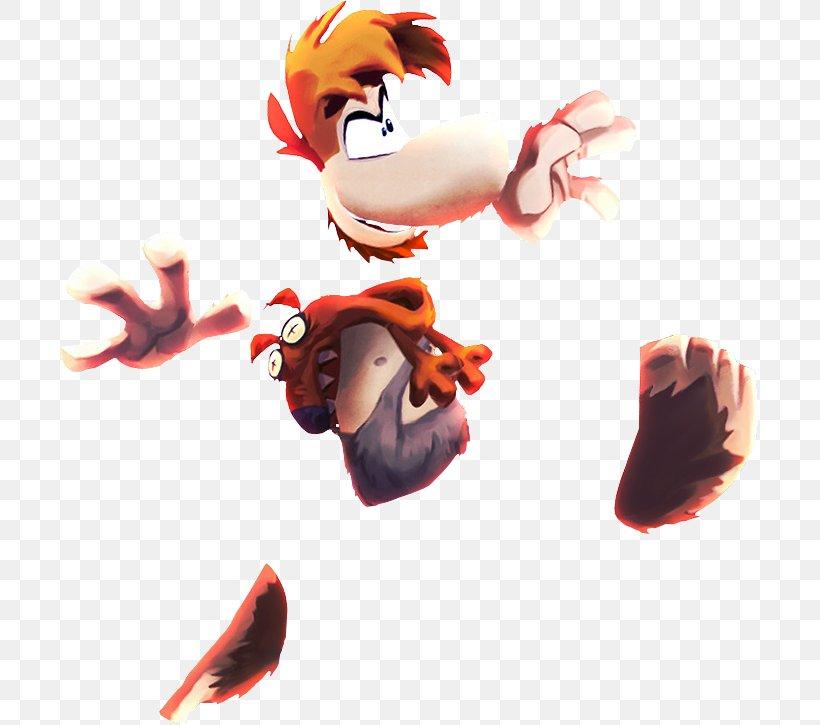 Rayman origins rayman 3: hoodlum havoc video game, png, 966x827px.