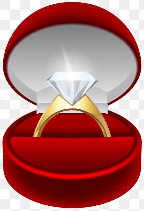 Engagement Ring Transparent Clip Art Image - Engagement Ring Wedding Ring Clip Art PNG