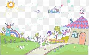 Vector Rabbit - Euclidean Vector Download PNG