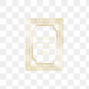 Hand-painted Gold Frame Pattern Vector - Picture Frame Square, Inc. Pattern PNG