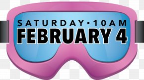 Glasses - Goggles Logo Sunglasses PNG