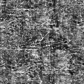 Scratches - Black And White Texture Mapping Grunge Photography PNG