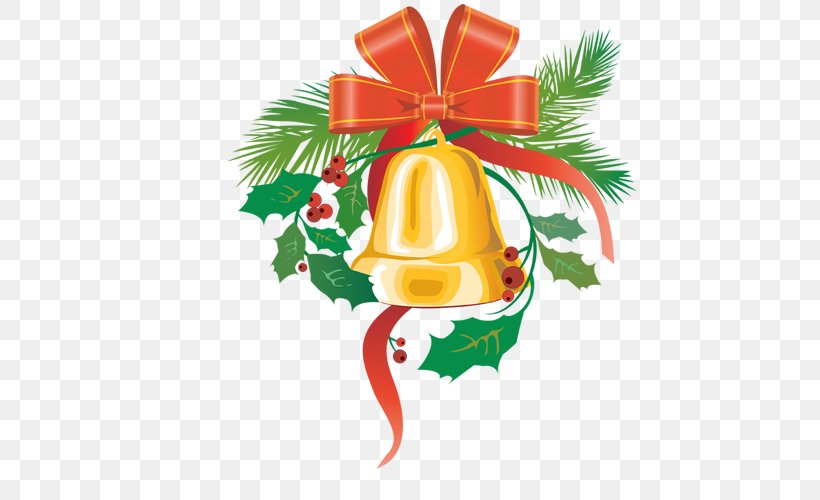 Ded Moroz New Year Christmas Clip Art, PNG, 500x500px, Ded Moroz, Bell, Christmas, Christmas Decoration, Christmas Ornament Download Free