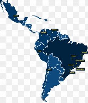 United States - Latin American Integration Association South America United States Caribbean PNG