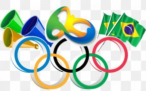 Rio Olympic Games Logo - 2016 Summer Olympics Opening Ceremony Rio De Janeiro 2018 Winter Olympics Team Of Refugee Olympic Athletes PNG